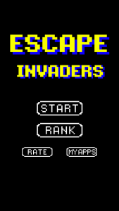 Escape Invader1