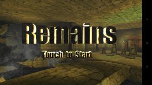 脱出ゲーム「Remains」_1