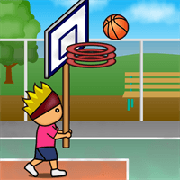 バスケットゴール_R