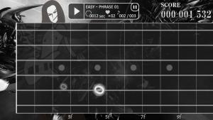 [PHRASE]プレイ画面