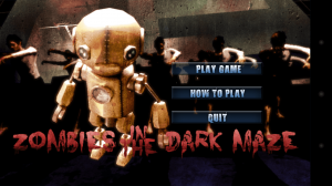 ZOMBIES IN TH DARK MAZE_1