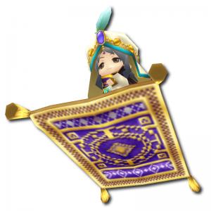 5.魔法の絨毯豪華版